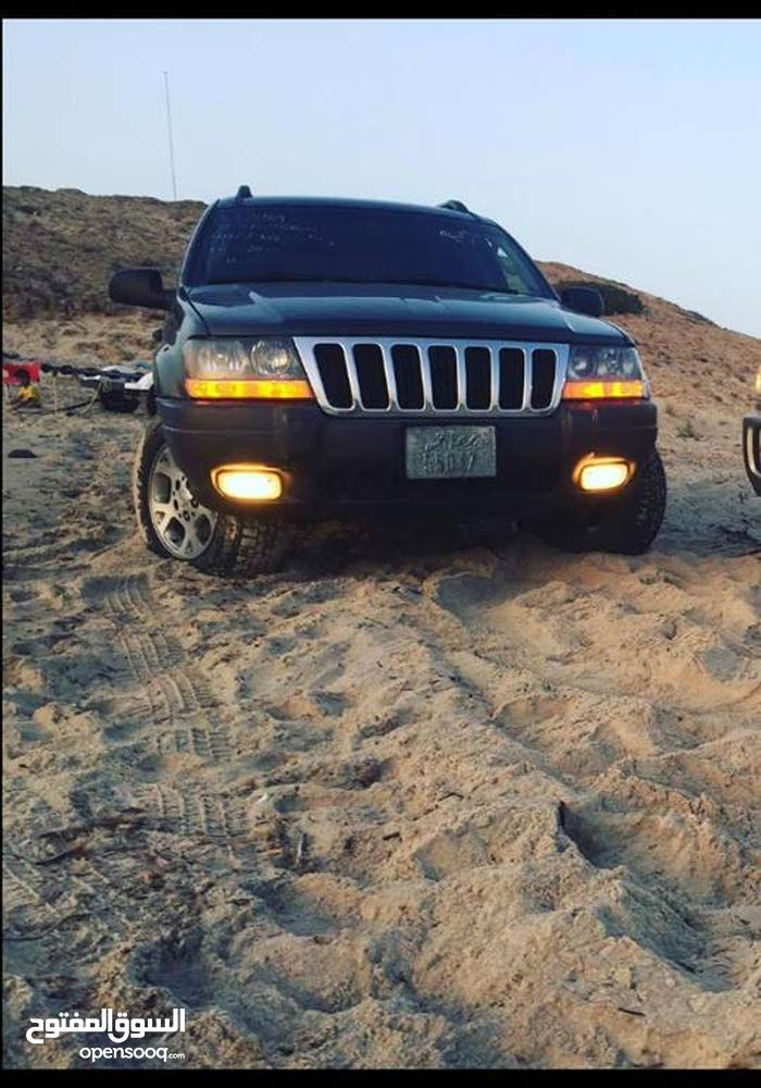 Automatic Jeep 2002 for sale - Used - Al-Khums city