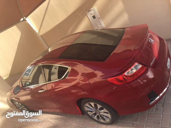 Used Honda Accord for sale in Doha