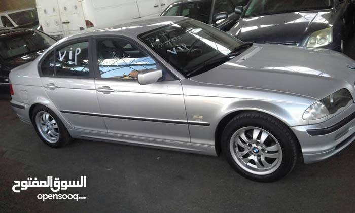 Grey BMW 316 2001 for sale