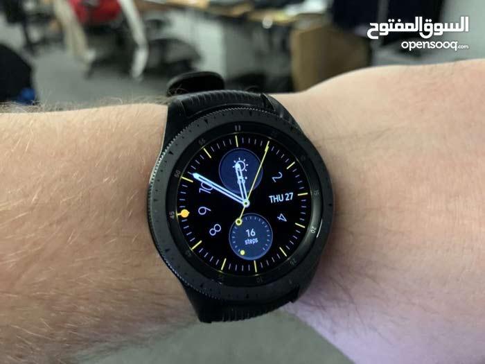 ساعة galaxy watch استخدام يومين