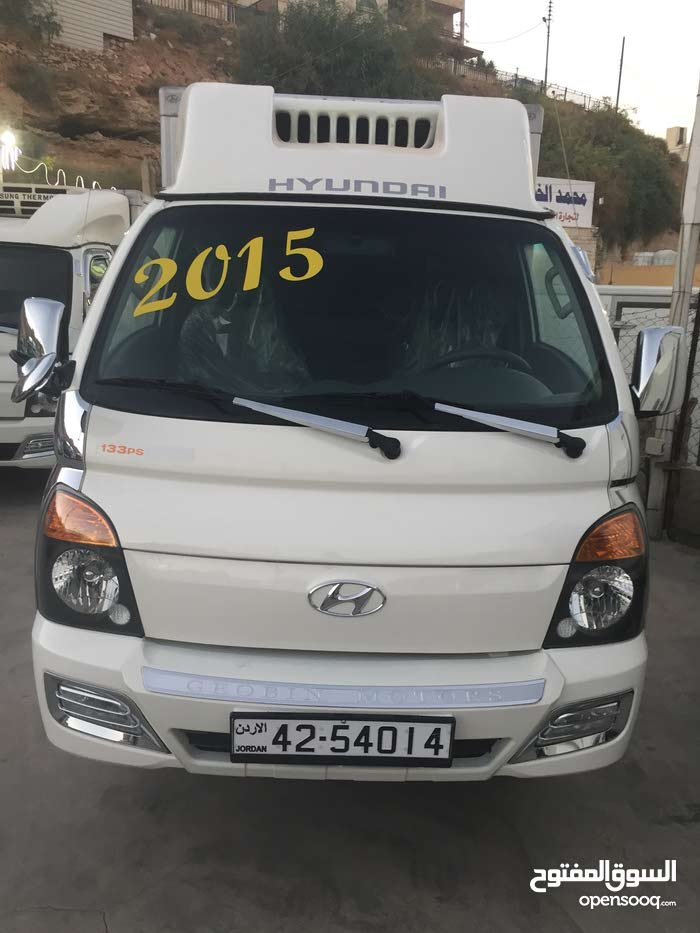 Diesel Fuel/Power   Hyundai Porter 2015