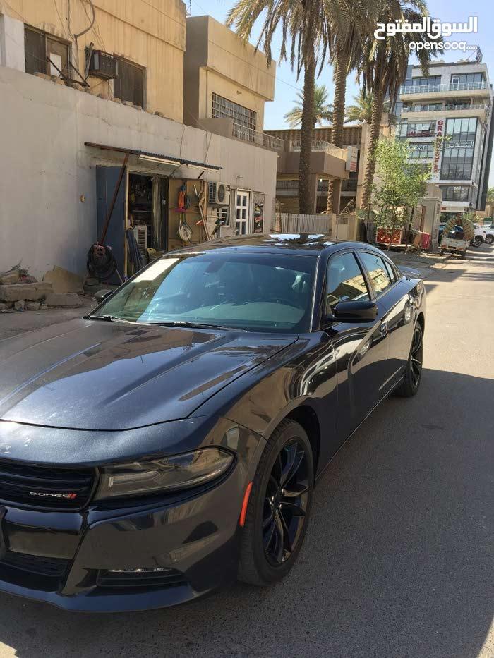 Automatic Black Dodge 2016 for sale