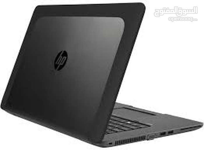 لابتوب اتش بي رائع جدا للبيع  HP Z Book15 Ci7 4th gene