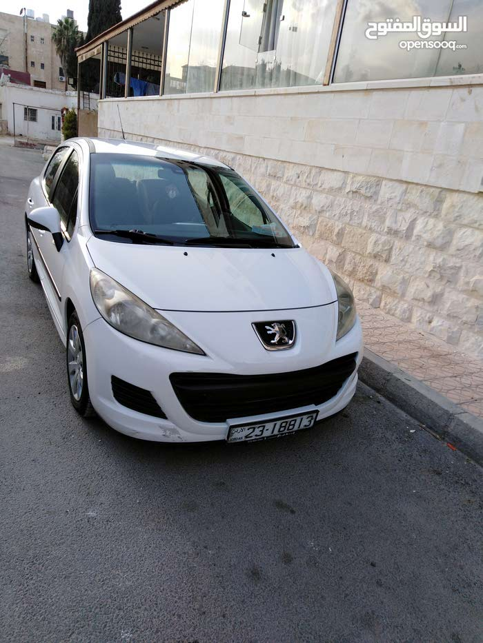 Other White Peugeot 2011 for sale