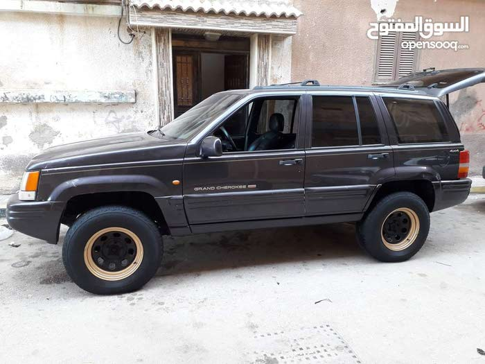 Automatic Jeep 1998 for sale - Used - Benghazi city