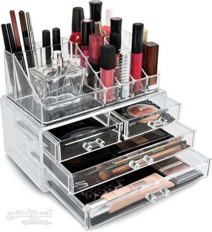 cosmetics storage