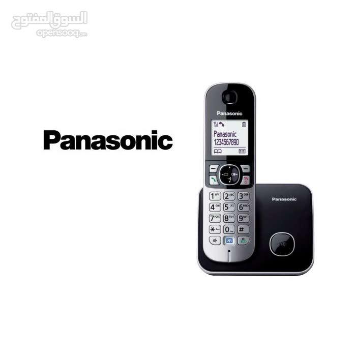 هاتف رقمي لا سلكي ذو سماعة -KX-TG6811