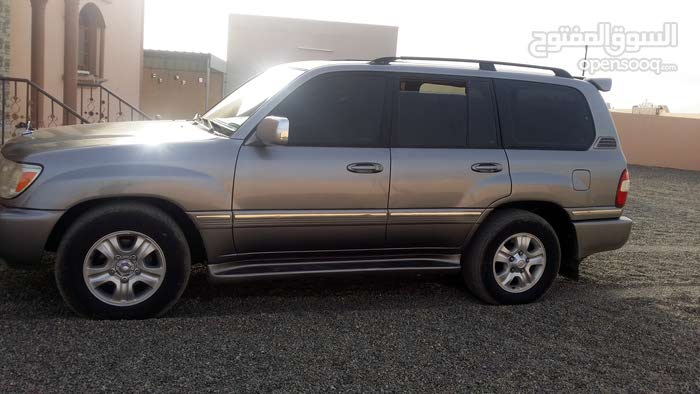 Silver Toyota Land Cruiser 2006 for sale