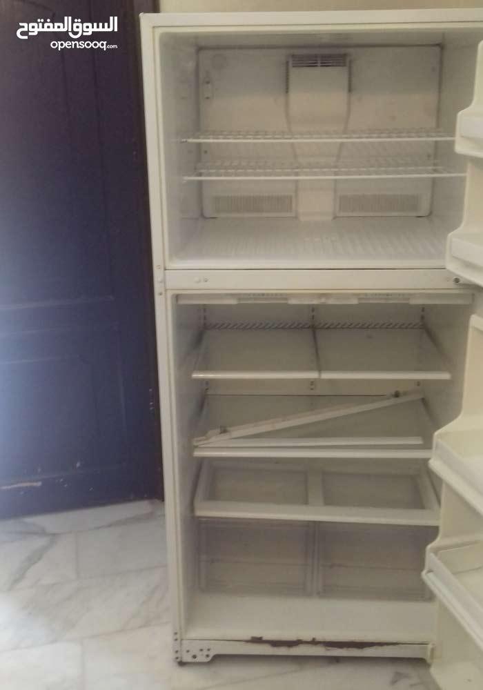 ثلاجة أمريكية مستعملة للبيع