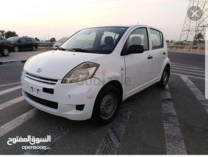 Available for sale! +200,000 km mileage Daihatsu Sirion 2012