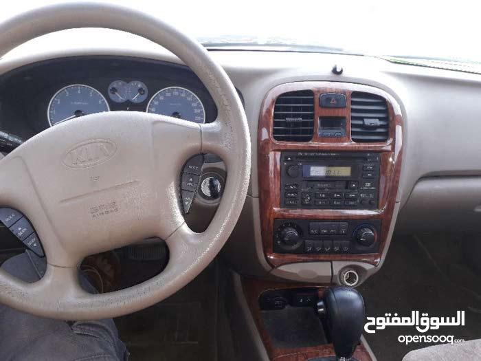 Kia Optima 2005 - Automatic