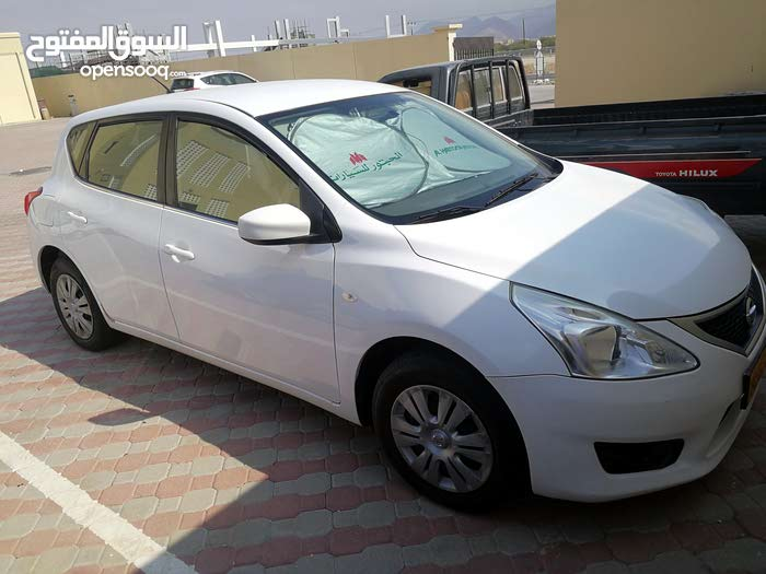 Nissan Tiida car for sale 2014 in Muscat city