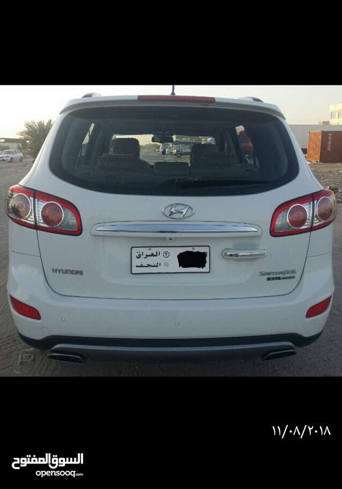 Hyundai Santa Fe 2012 - Automatic