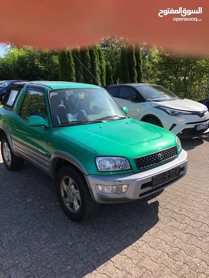 Available for sale! 1 - 9,999 km mileage Toyota RAV 4 1999