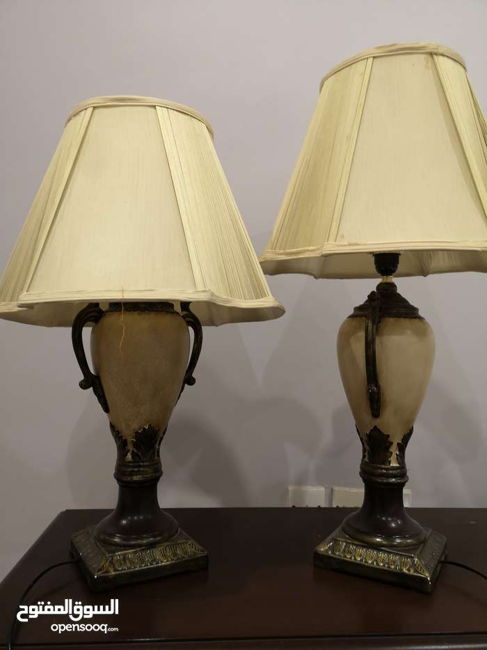 Lighting - Chandeliers - Table Lamps available for sale in Kuwait City