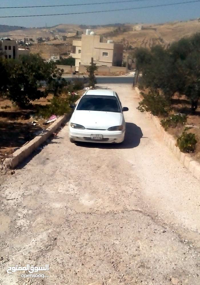 Hyundai Accent 1995 For sale - Beige color
