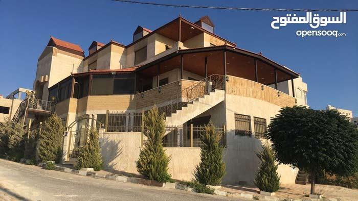 Luxurious 400 sqm Villa for sale in AmmanAbu Nsair