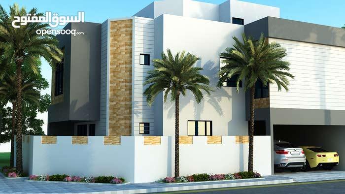 """مشروع """"دانات عراد 1""""  بناء فلتين متلاصقتين خلف مستشفى عراد"""