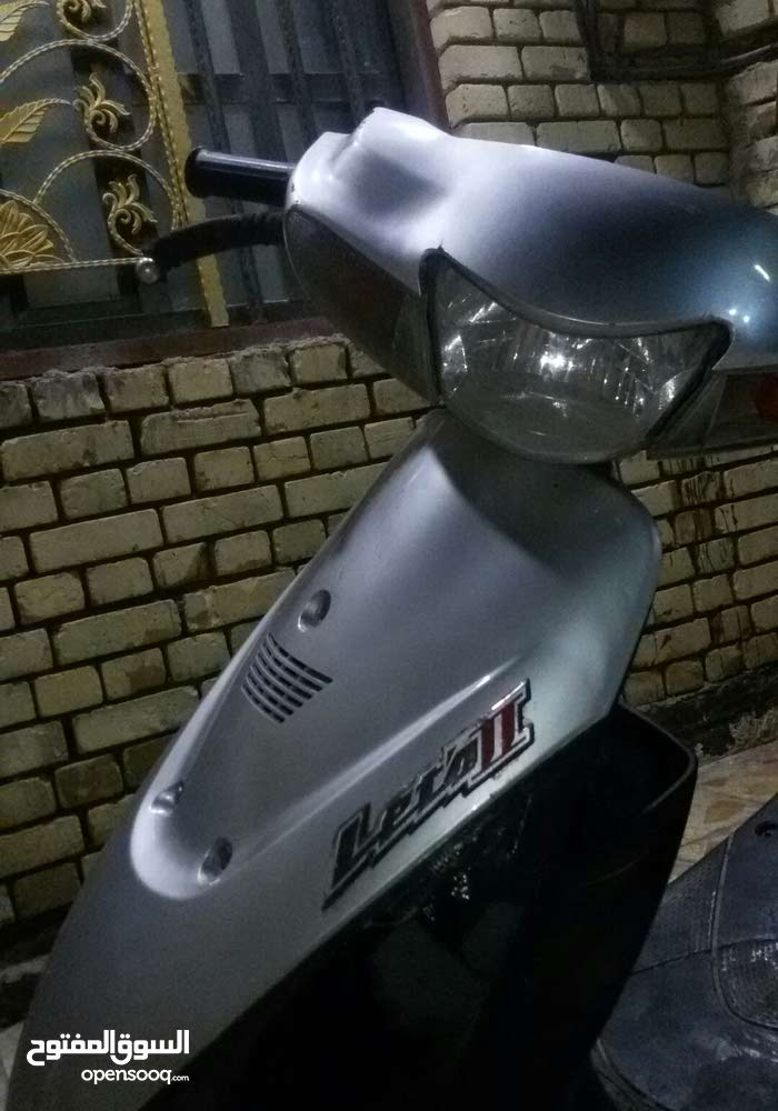 Basra - Suzuki motorbike made in 1999 for sale