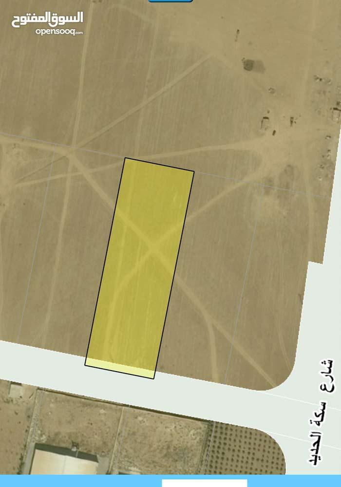 للبيع ارض 10 دونم صناعات في الطنيب