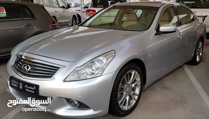 Used Infiniti G25 for sale in Dubai