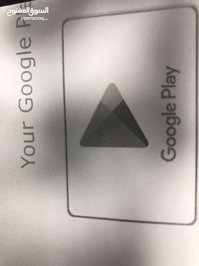 قفت كارد gift card وقوقل بلاي 10$ google play جملة