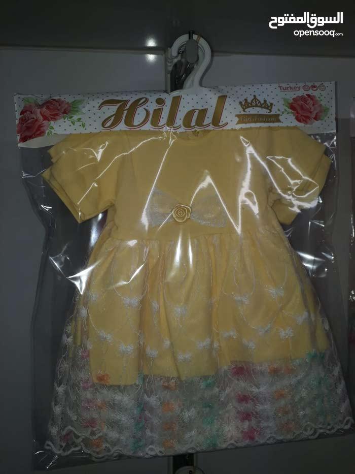 فستان بناتى فى تركيا بسعر خيالى 2 دولار الفستان والكمية مفتوحة