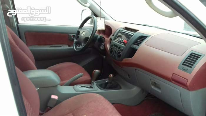 Used condition Toyota Hilux 2010 with 1 - 9,999 km mileage