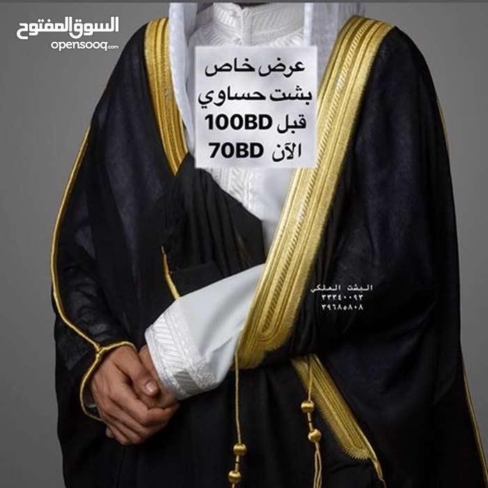 4d578898d5c26 عباءة خليجي (بشت) ثوب الأصيل الأصلي - (104898078)