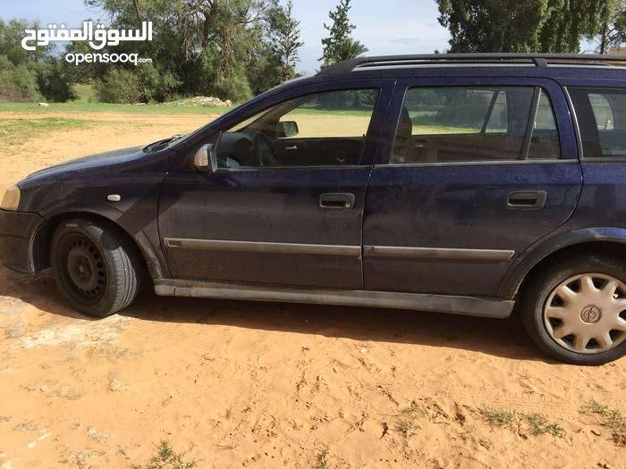 Manual Opel 2002 for sale - Used - Tripoli city