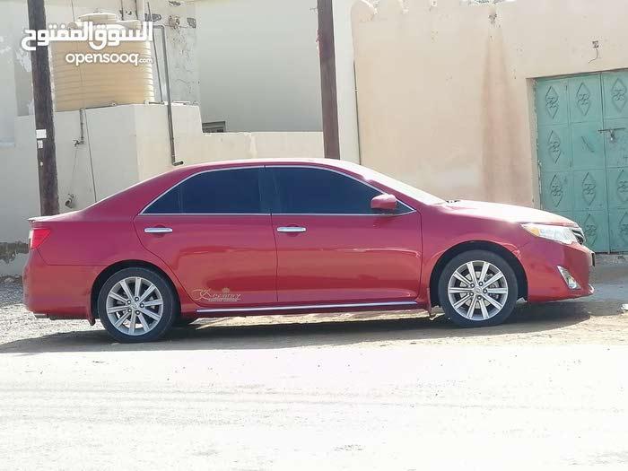Toyota Camry car for sale 2014 in Al Kamil and Al Waafi city