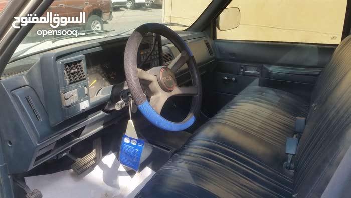 Gasoline Fuel/Power   GMC Sierra 1993