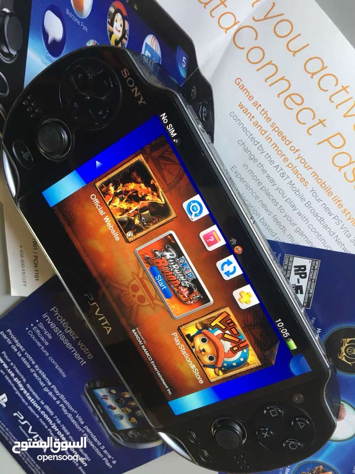 PSP - Vita available in Used condition for sale