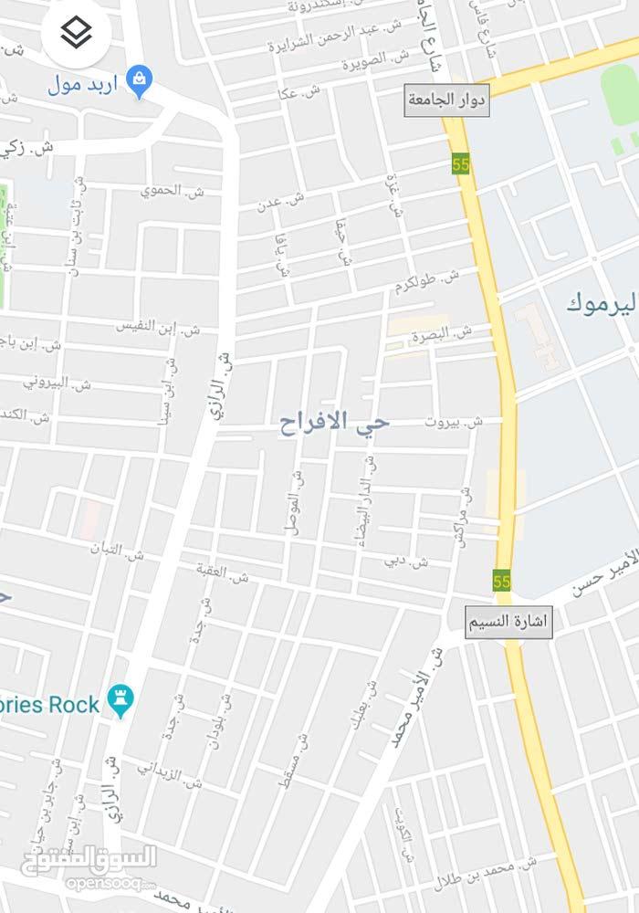 apartment for sale in Irbid- Al Hay Al Janooby