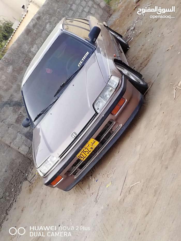 Honda Civic car for sale 1991 in Saham city