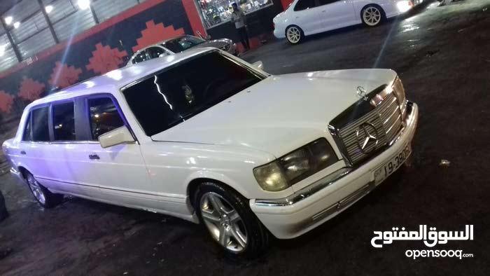 Gasoline Fuel/Power car for rent - Mercedes Benz S 320 2006