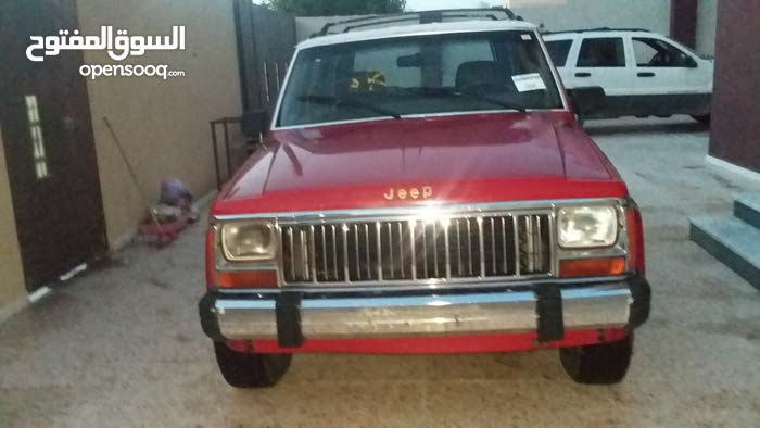 For sale 1998 Red Cherokee