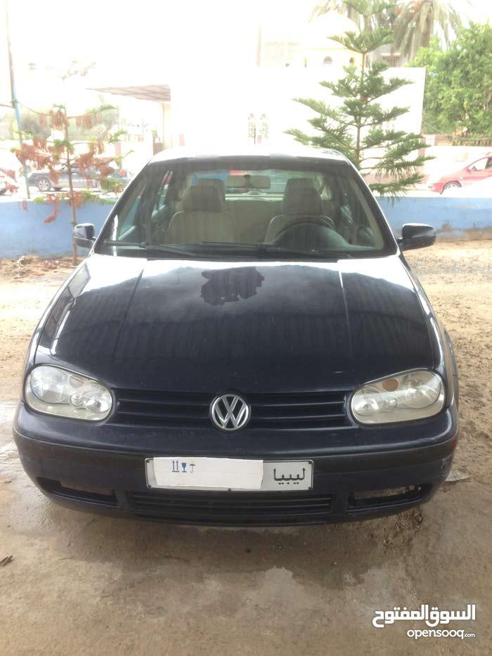 Volkswagen Golf 2003 - Tripoli