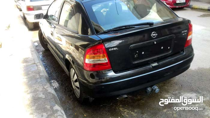 Manual Black Opel 2000 for sale