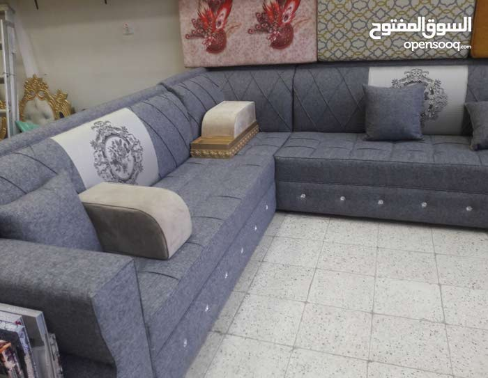 I want to sell Haref l Brand New Sofa Set In Riyadh