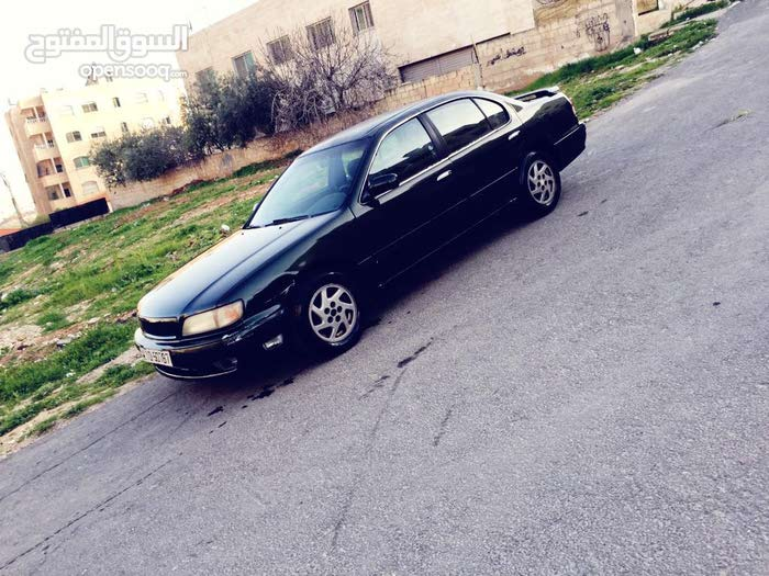 Green Nissan Maxima 1996 for sale