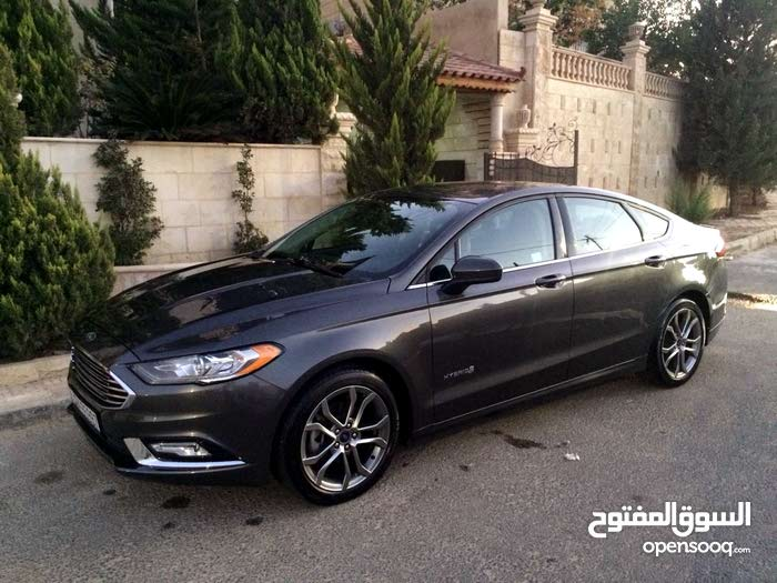 Ford Fusion 2017 - Automatic