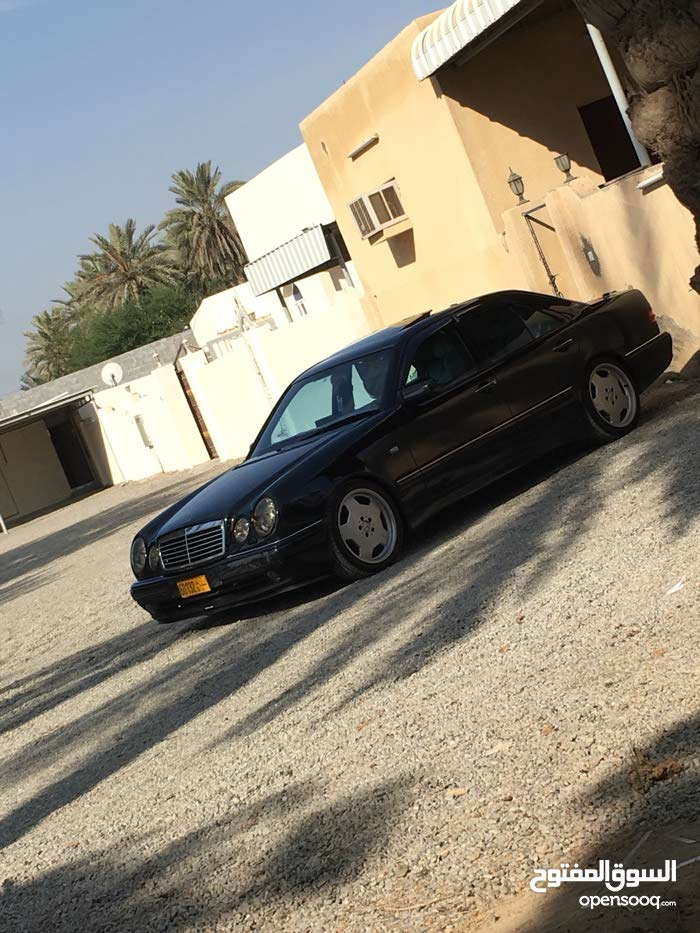 For sale 1999 Black E55 AMG