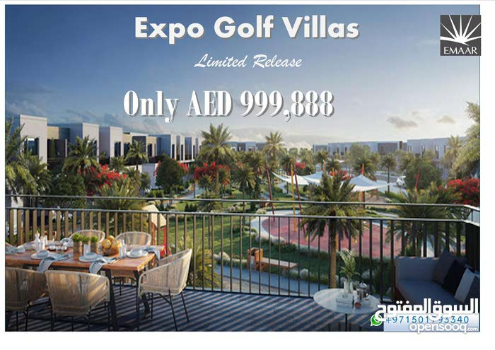 THE lowest PRICE FOR THE VILLAS !LIMITED HOT  OFFER!THE BEAST QUALITY! PAY JUST 1,5% monthly