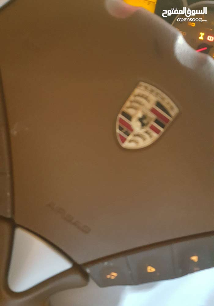 Automatic Porsche 2007 for sale - Used - Saham city