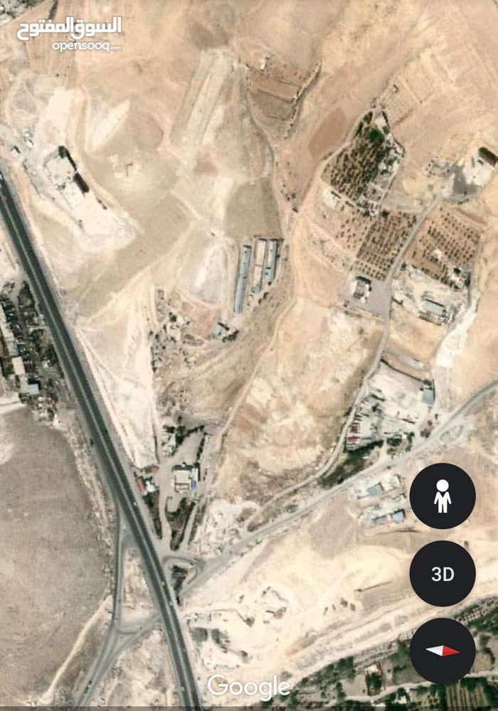 ارض للبيع في معربا ريف دمشق اوتستراد معربا