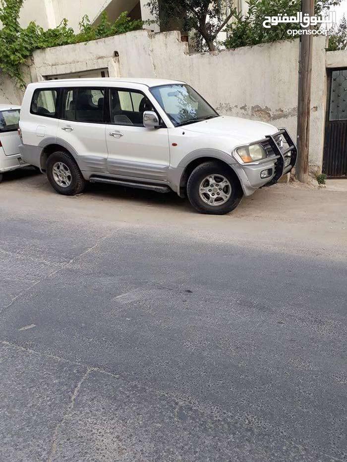 Used 2002 Mitsubishi Pajero for sale at best price