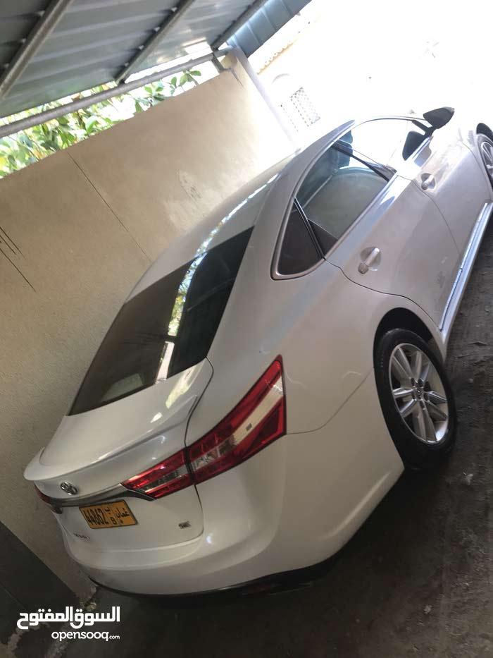 Toyota Allion 2014 For sale - White color