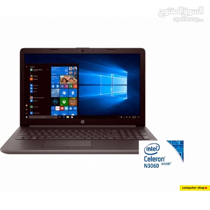 لابتوب HP Notebook جديد