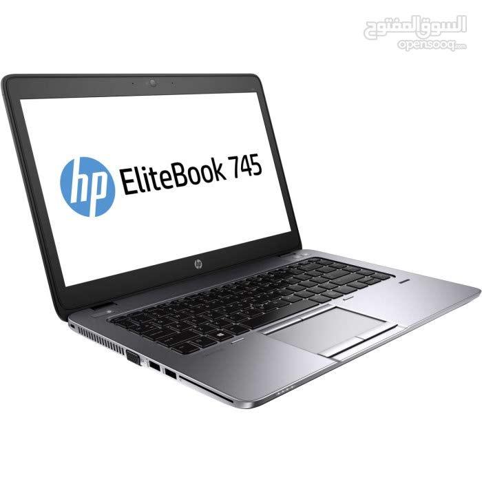 Hp 745 Amd A10 G3 8 128 SSD